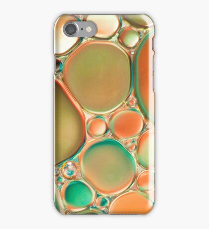 PASTEL ABSTRACTION #2 iPhone Case/Skin
