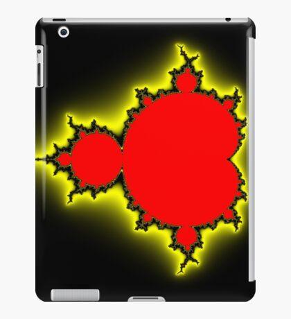 Earth People & Space Mandelbrot iPad Case/Skin