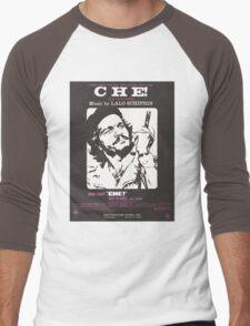CHE (vintage illustration) Men's Baseball ¾ T-Shirt