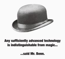 Mr. Benn - Futurist Kids Clothes