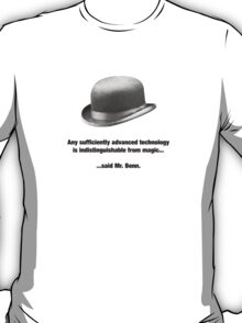 Mr. Benn - Futurist T-Shirt