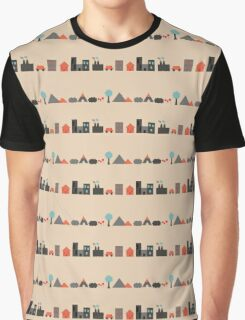 Modern Native Graphic T-Shirt