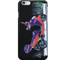 Scooter of the night iPhone Case/Skin