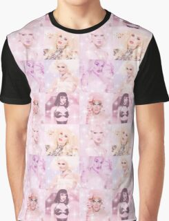 Rupaul's Drag Race Aryan Airlines Graphic T-Shirt