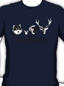 The Marauders ( White Version) T-Shirt