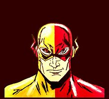 The Flash/Reverse Flash by manpd