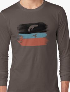 Guns and Peace - T-Shirt Long Sleeve T-Shirt