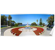 Perth ANZAC Memorial Poster