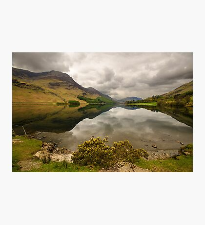 Reflective Buttermere Photographic Print