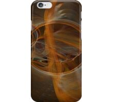Circle of chaos iPhone Case/Skin