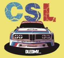 DLEDMV - CLS One Piece - Short Sleeve