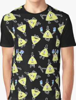 Bill Cipher Bill Cipher Bill Cipher Bill Cipher Bi Graphic T-Shirt