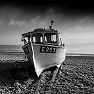 a Branscombe Boat  by Rob Hawkins
