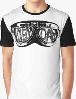 What A Day Graphic T-Shirt