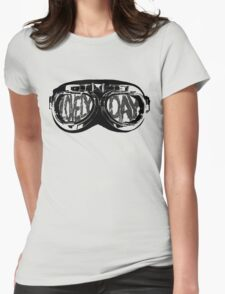 What A Day Womens Fitted T-Shirt