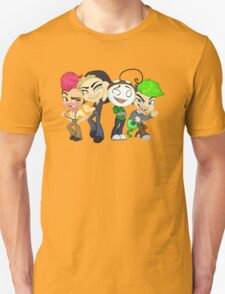 All the Tubers T-Shirt