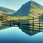 The  Fence and Fleetwith Pike by VoluntaryRanger