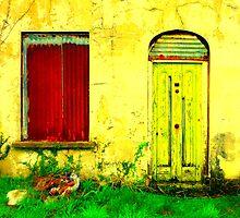 Rural Decay by Fara