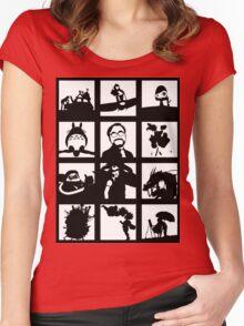 Tribute to Miyazaki Women's Fitted Scoop T-Shirt