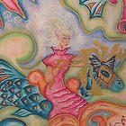 Tara and the Seahorse by emelgi