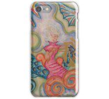 Tara and the Seahorse iPhone Case/Skin