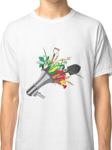 Oxfam GROW Competition Tshirt Design Classic T-Shirt