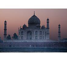 Agra Sunrise Photographic Print