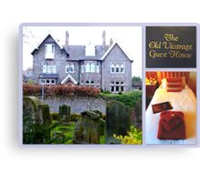 The Old Vicarage Guesthouse Metal Print