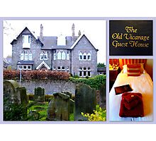 The Old Vicarage Guesthouse Photographic Print