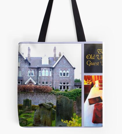 The Old Vicarage Guesthouse Tote Bag