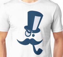 Mustachio Unisex T-Shirt