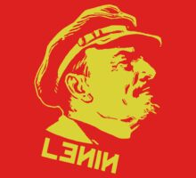 Vintage Lenin Kids Clothes