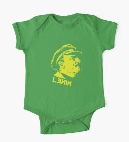 Vintage Lenin One Piece - Short Sleeve