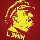 Vintage Lenin by stabilitees