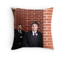 The Men Throw Pillow