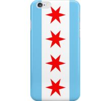 Chicago Flag iPhone Case/Skin