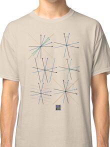 """Minkowski Spacetime - BLUE""© Classic T-Shirt"