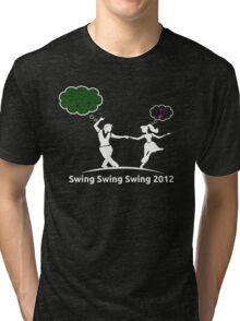 Swing Swing Swing 2012 - T-shirt Tri-blend T-Shirt
