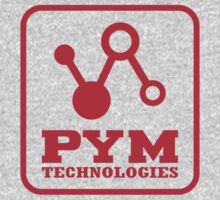 Pym Tech Red Logo One Piece - Short Sleeve