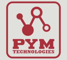 Pym Tech Red Logo by Bmused55