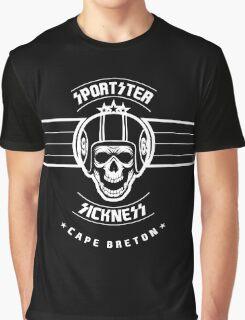 Sportster Sickness - Cape Breton Graphic T-Shirt