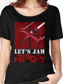 Bebop Ship II Women's Relaxed Fit T-Shirt