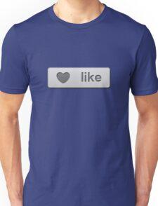 Insta like Unisex T-Shirt