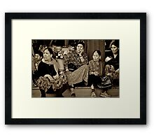 Would you look at that! Framed Print