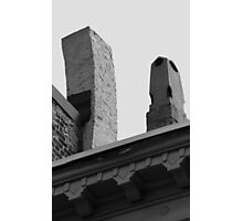 Chimneys  Photographic Print