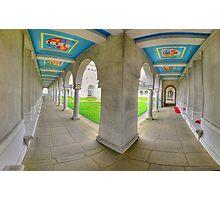 Air Force Memorial -  HDR  - Panorama Photographic Print