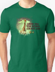 Giraffe and Family T-Shirt