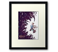Billy: Demon Slayer Framed Print