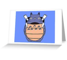 TotoStoise Greeting Card