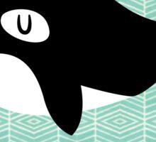 Sea Panda Sticker